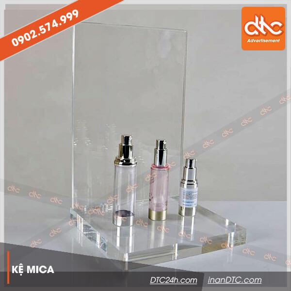 Kệ mica trưng bày nước hoa cao cấp 1