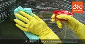 Cách bảo quản và vệ sinh tấm mica