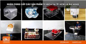 Nhận cung cấp các sản phẩm từ mica tại tphcm và đà nẵng